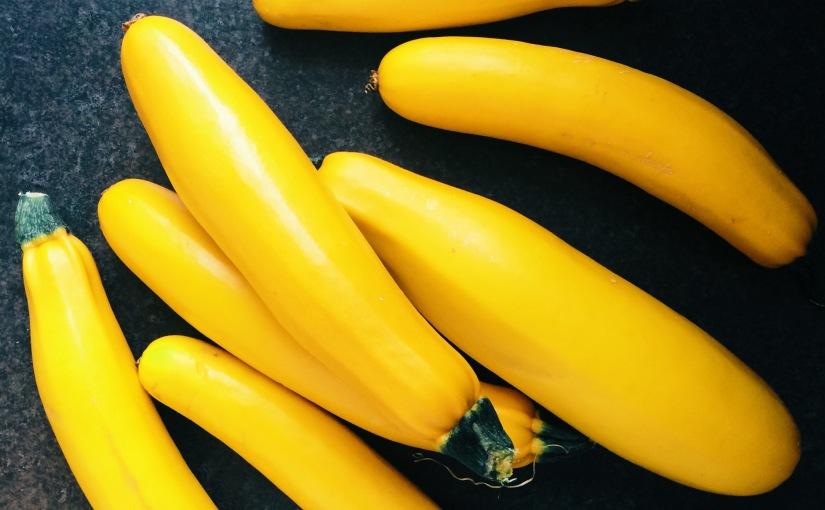 yellow squash banana bread